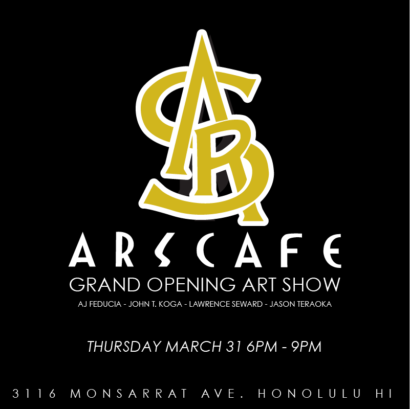 ARS CAFE GRAND OPENING