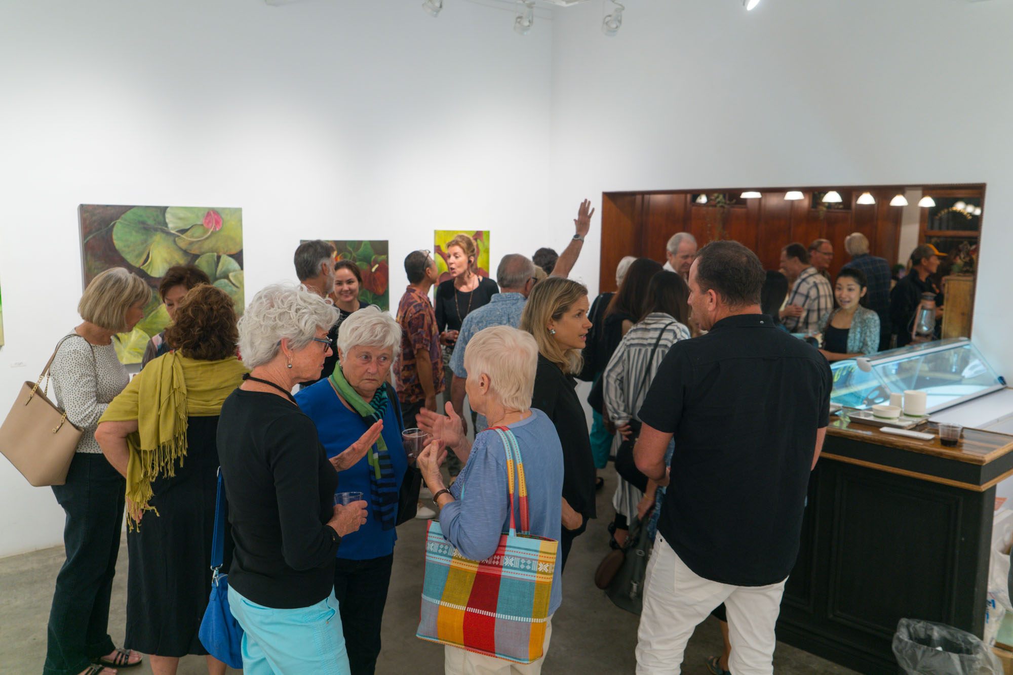 February Gallery Opening